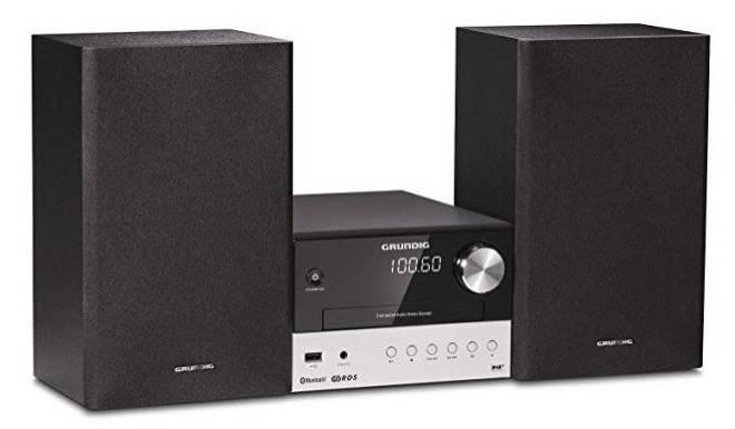 Grundig CMS 2000 BT Stereo Micro-Anlage für 59,90€ inkl. Versand (statt 76€)