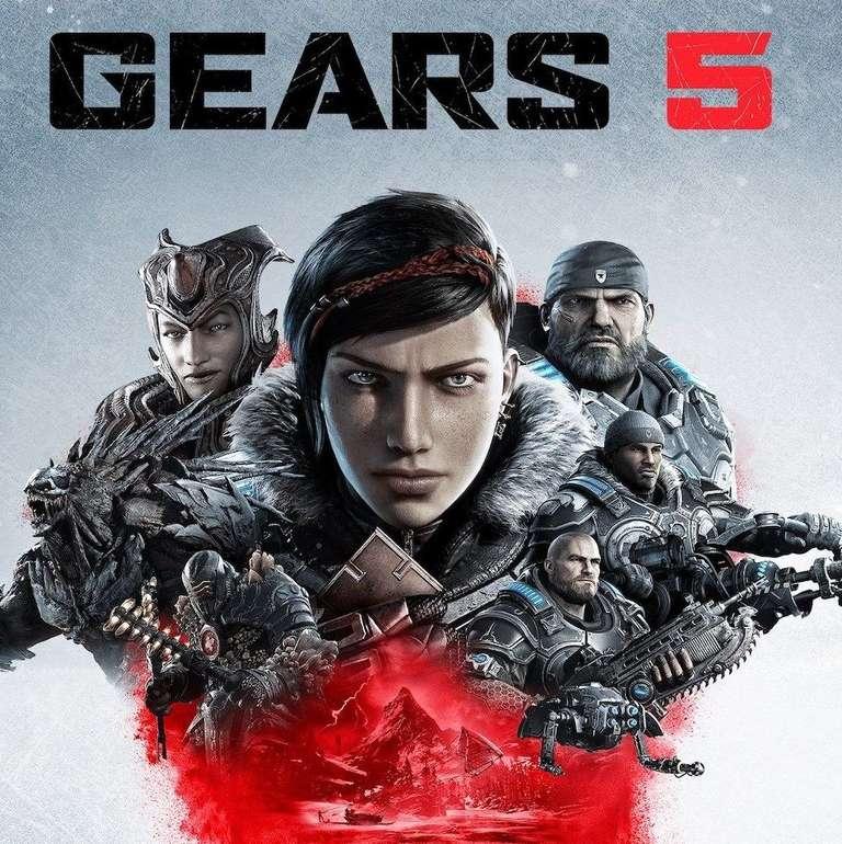 Gears 5 bis zum 13. April kostenlos spielen (Steam & Xbox)