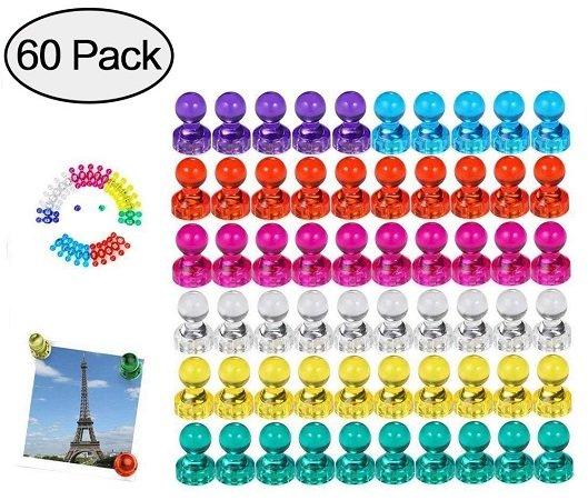 60er Pack Wukong farbige Magnete für 8,39€ mit Prime