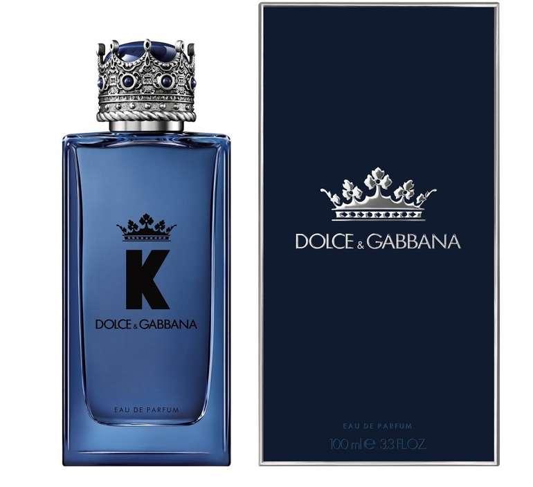 Dolce & Gabbana K Eau de Parfum 150 ml + D&G Speakers gratis für 70,95€ inkl. Versand (statt 79€)