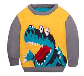 Garsumiss Jungen Strick-Pullover (Größe 98 bis 128) zu 7,97€ inkl. Prime Versand