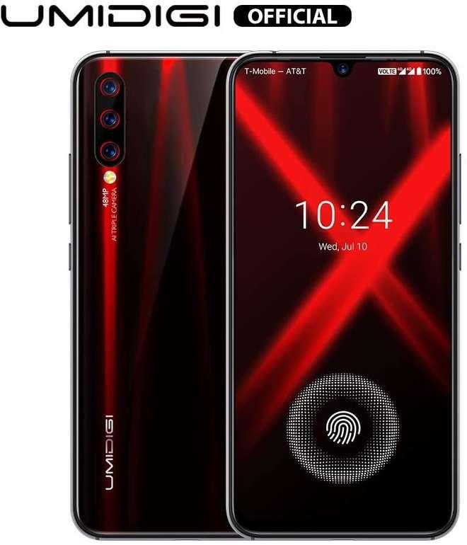 "Umidigi X - 6,35"" Smartphone (4150 mAh, 4GB RAM, 128 GB Speicher) in 2 Farben für je 139,49€ (statt 170€)"