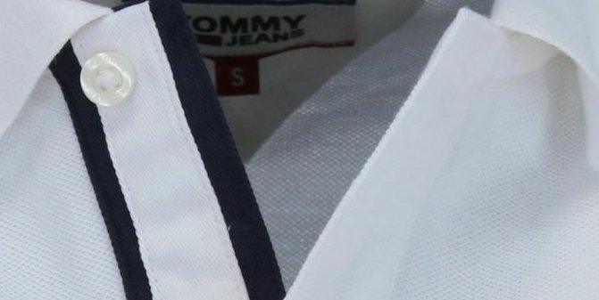 Tommy Jeans Herren Polo Shirts 2