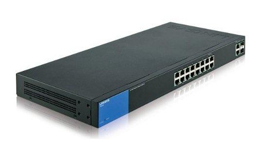 Linksys LGS318 18-Port Switch für 105,90€ (statt 153€)