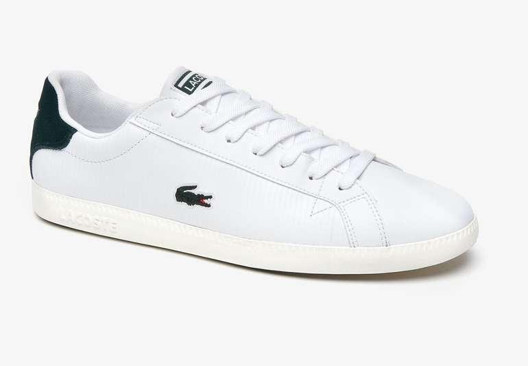 Lacoste Herren Sneaker 'Graduate 319 2 SMA' für 40,46€ inkl. Versand (statt 70€)