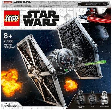 Lego Star Wars 75300 - Imperial TIE Fighter für 23,89€ (statt 30€) - Prime!