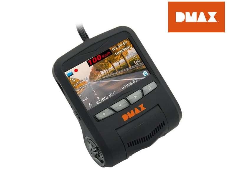 Dmax Dashcam mit Datenübertragung via OBD Anschluss für 40,90€ (statt 68€)
