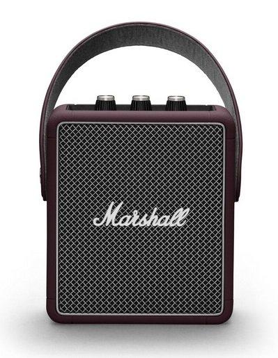Marshall Stockwell II Bluetooth Lautsprecher mit 20W RMS & AUX-In für 122,33€ (statt 165€)
