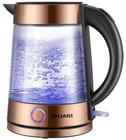 EPLIANS Wasserkocher (1,7 Liter, LED-Beleuchtung, BPA frei) ab 19,49€