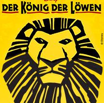 Stage Entertainment Shows & Musical Tickets reduziert - z.B. König der Löwen uvm