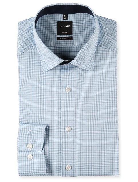 Olymp Herren Langarm-Hemd Luxor (bügelfrei) für je 24,99€ inkl. VSK