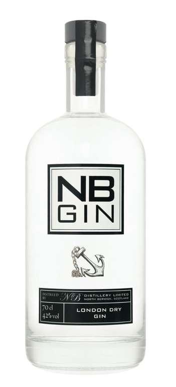 NB Gin Small Batch (700ml) 42% + 2 Gläser für 24,90€inkl. Versand