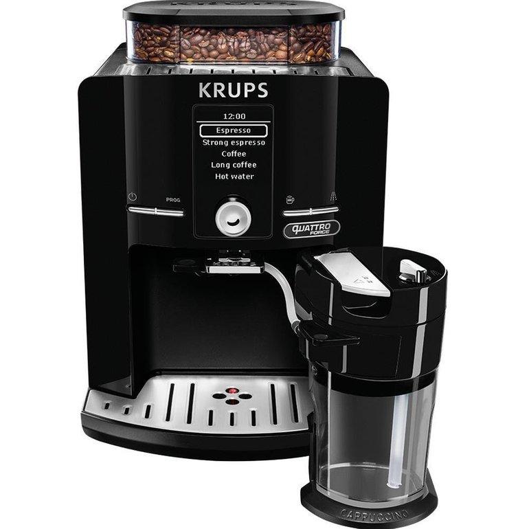 Krups EA82F8 Latt'Espress Quattro Forc für 329,90€ inkl. Versand (statt 353€)