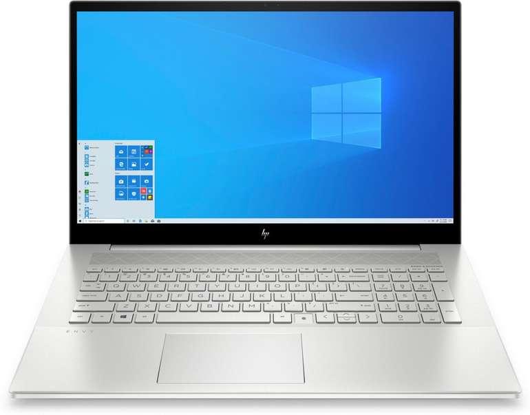 "HP envy 17-cg0305ng, Notebook mit 17,3"", 16 GB RAM, 512 GB SSD für 888€ inkl. Versand (statt 999€)"