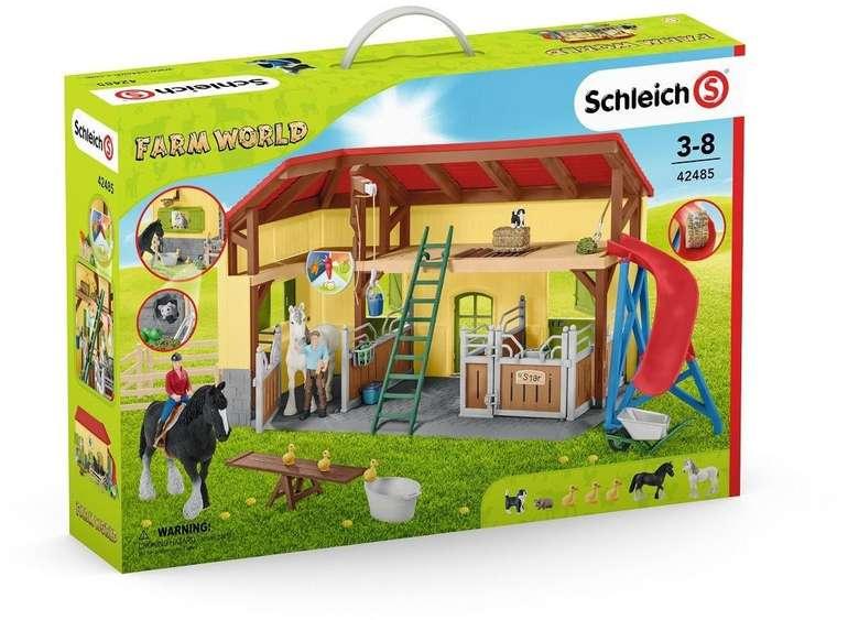 Schleich - Pferdestall (42485) für 38,47€ inkl. Versand (statt 51€)