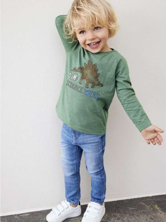 Name it Kinder Jeans Nmmsilas Light Blue Denim für 16,90€ inkl. Versand (statt 20€)