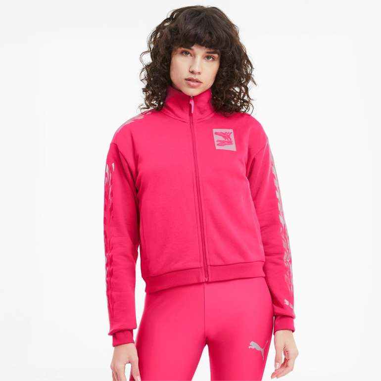 Puma Evide Damen Trainingsjacke für 27,96€ inkl. Versand (statt 70€)