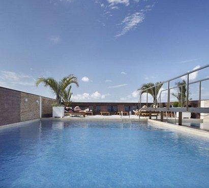 8 Tage Copacabana in Rio de Janeiro inkl. Hotel, Frühstück & Flüge ab 696€ p.P.