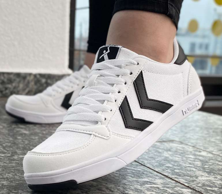Hummel Stadil Light Canvas Sneaker (versch. Farben) ab 18,09€ inkl. Versand (statt 30€)