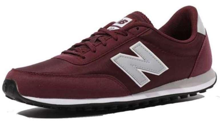 New Balance Unisex 410 Sneaker in Burgunderrot für 33,44€ inkl. Versand (statt 56€)