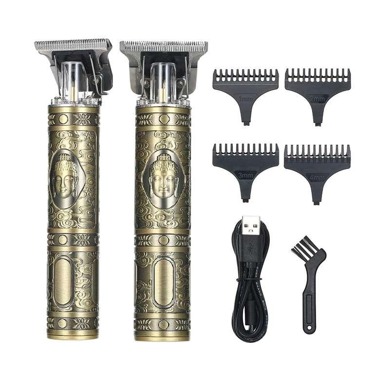 Anself wiederaufladbarer Haarschneider bzw. Trimmer für 11,99€ inkl. Prime Versand