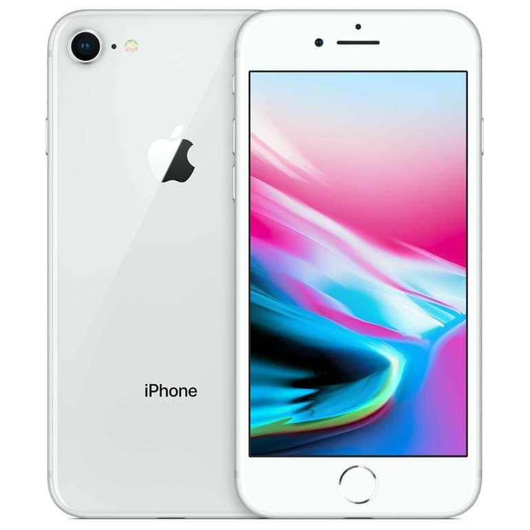 """Apple iPhone 8 mit 64GB Speicher für 305,10€ inkl. VSK (statt 485€) """"Austellungsstück, Wie neu"""""""