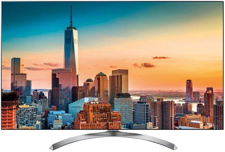 """LG 55SJ8509 55"""" SUHD Fernseher mit Triple Tuner für 999€ inkl. Versand"""