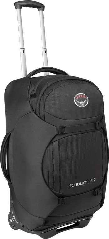 Osprey Sojourn 60 Reisetasche mit Rollen für 113,78€ inkl. Versand (statt 170€)