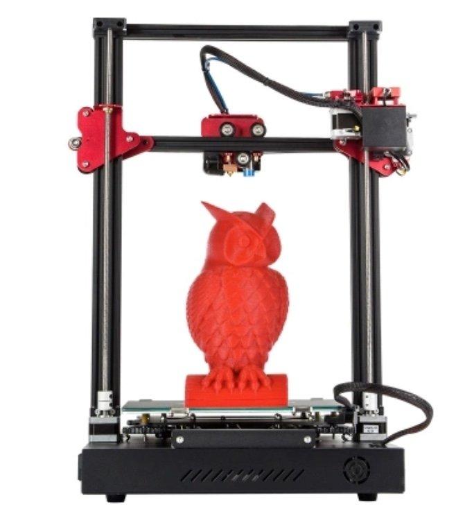 Creality CR-10S Pro 3D-Drucker (300x300x400mm Druckgröße, beheiztes Druckbett, Auto Bed Leveling) für 259,99€