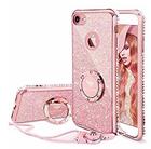 Ocyclone Apple iPhone 7/8 Glitzer Handyhülle mit Kickstand für 5,99€ inkl. Prime