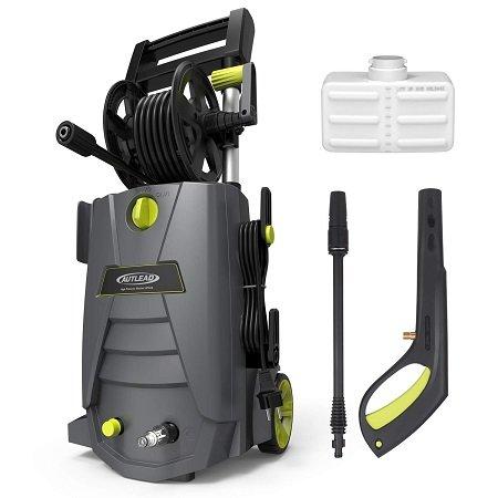 Autlead HP02A – Hochdruckreiniger mit 1.800W, 5M Schlauch & 140 Bar für 107,99€