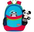 Scouty Panda - Kinderrucksack mit Plüschfigur für 18,94€ (statt 30€)