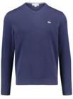 Lacoste Herren Langarm V-Neck Pullover für je 59,90€ inkl. Versand (statt 70€)
