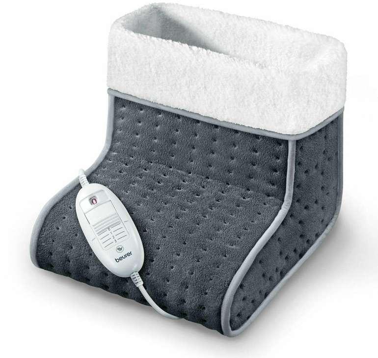 Beurer FW 20 Cosy Fußwärmegerät (3 Temperaturstufen, maschinenwaschbar) für je 35,99€ inkl. Versand (statt 41€)