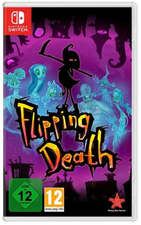 Flipping Death (Switch) für 17,99€ bei Marktabholung (statt 24€)