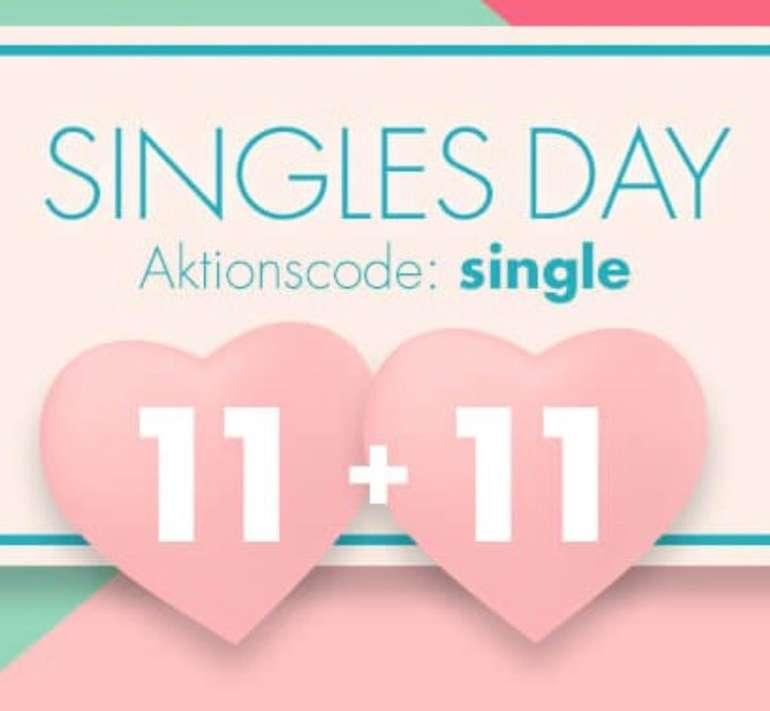 Galeria Karstadt Kaufhof Singles Day: 22% Rabatt auf viele Artikel aus dem Sortiment ab 100€ Bestellwert