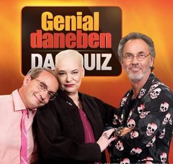 """""""Genial daneben - das Quiz"""" mit Hugo Egon Balder Freikarten + 15€ Bonus"""