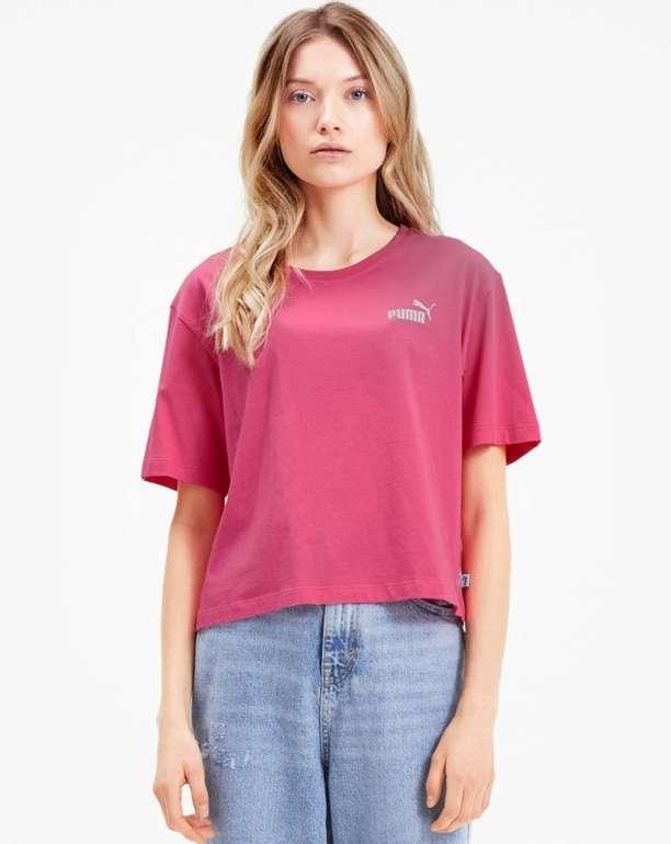 Puma Amplified Damen Kurzarm-Shirt in 4 Farben für je 11,91€ inkl. Versand (statt 17€)