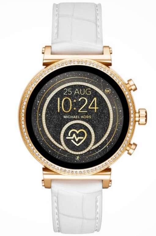 Michael Kors Sofie MKT5067 - Damen Touchscreen Smartwatch (Gen 4) für 116,22€ (statt  190€)