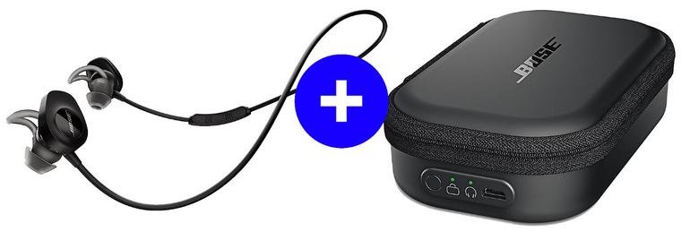 Bose SoundSport Wireless In-Ear Kopfhörer (+ Ladeetui) für 119€ (statt 146€)