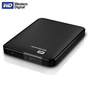 WD Elements Portable 750GB externe Festplatte mit USB 3.0 für 39€ (statt 47€)