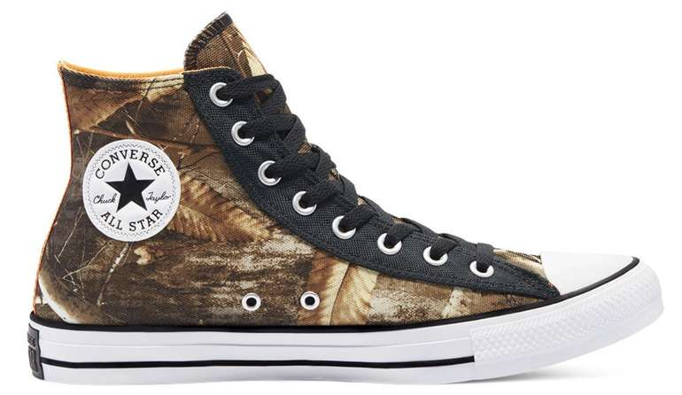 Converse Sale mit bis zu 50% + 15% Extra - z.B. Realtree Edge Chuck Taylor All Star High Top für 42,47€ (statt 54€)