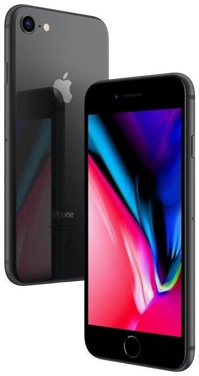iPhone 8 64GB + Apple AirPods für 19€ + 6GB Vodafone LTE Allnet für 51,99€/Monat