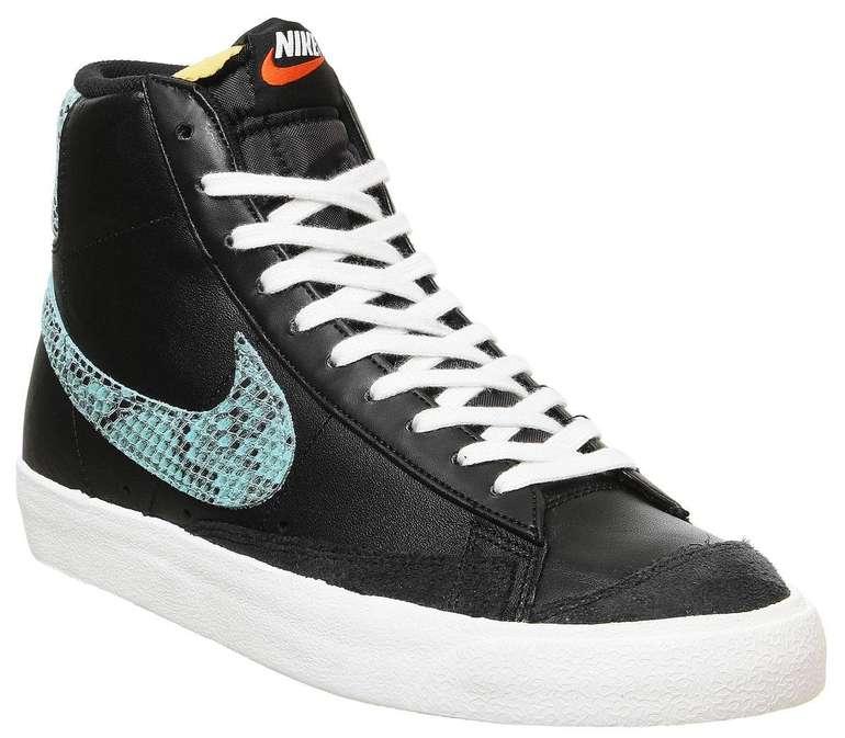 """Nike Blazer Mid 77 Sneaker im """"Black Light Aqua Sail""""-Colorway für 40€ (statt 70€)"""