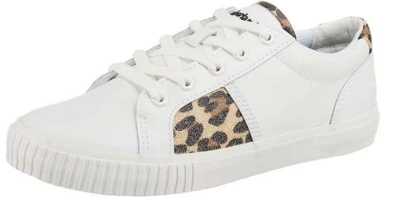 Timberland Sneaker 'Skyla Bay Oxford' in braun / schwarz / weiß für 41,59€ inkl. Versand (statt 65€)