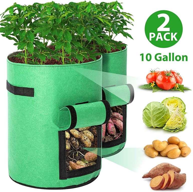 Tvird Pflanzentasche im Doppelpack für 9,09€ inkl. Prime Versand (statt 14€)