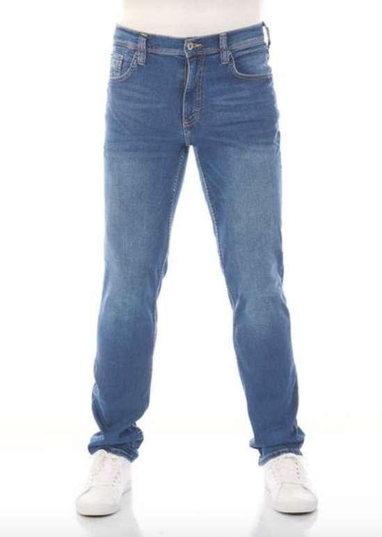 Mustang Washington - Slim Fit Herren Jeans in Medium Blue für 37,36€ inkl. Versand (statt 43€)