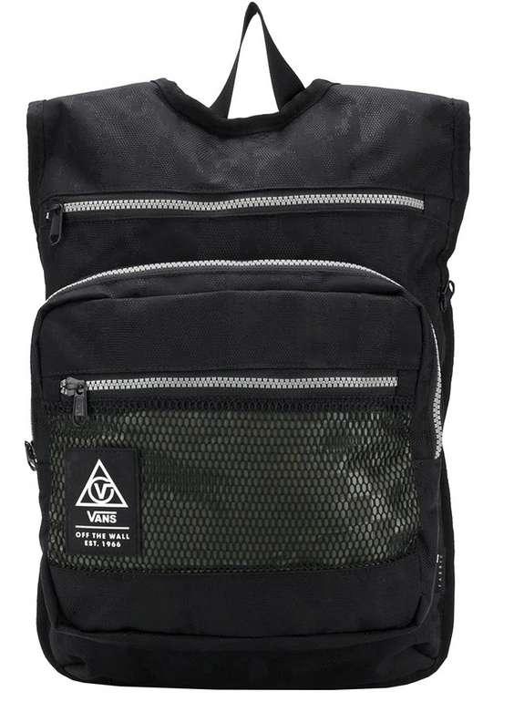 """Vans Low-Pro Backpack in """"Black Camo"""" für 30,78€inkl. Versand (statt 41€)"""