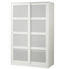 Ikea KVIKNE Kleiderschrank mit 2 Schiebetüren schon für 79€ (statt 99€)