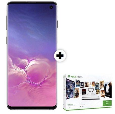 Telekom 8GB LTE AllNet + Galaxy S10 + Xbox One S Starter Bundle für 36,95€ mtl.
